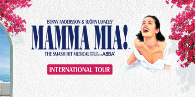 MAMMA MIA INTERNATIONAL TOUR